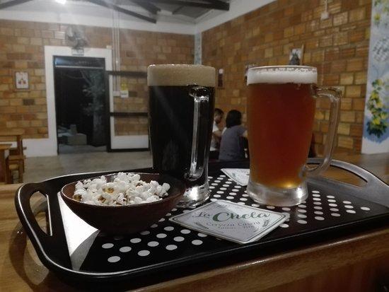 La Chela: Cervecería y parrillas