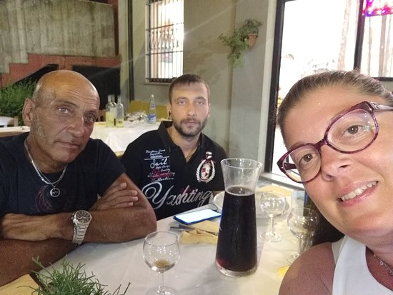 Castelplanio, Italia: Famiglia Gregori dice OK a questo mitico ristorante.