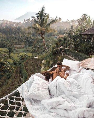 E se vc pudesse acordar assim, já pensou? 😍🙌🏻⠀ 📍Bali - Indonesia 🇮🇩⠀