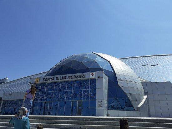 Konya Science Center Fotografie