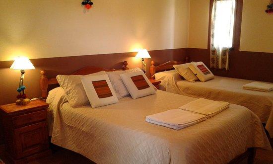 Tumbaya, Argentinië: Habitacion triple Familiar