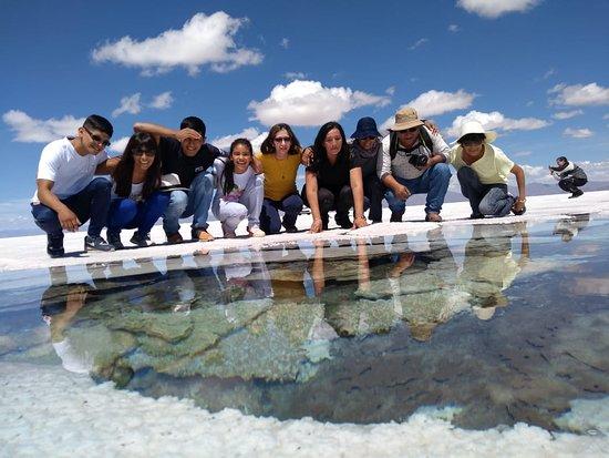 Tumbaya, Argentina: Posada del Silencio ubicada a pocos kilometros de Salinas Grandes, una ventura inolvidable!