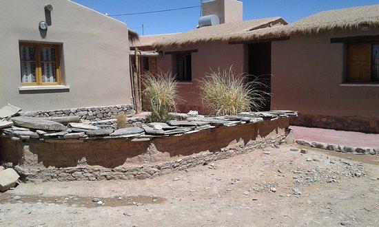 Tumbaya, Argentina: Patio interno