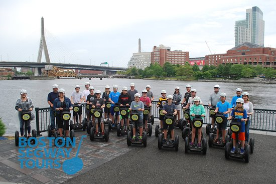 Book a #Segway #Tour in #Boston today! Whether it is a #corporate or a #family #event, it's always unforgettable. So join us on #TripAdvisor's #1 tour in Boson! 🤩www.bostonsegwaytours.net