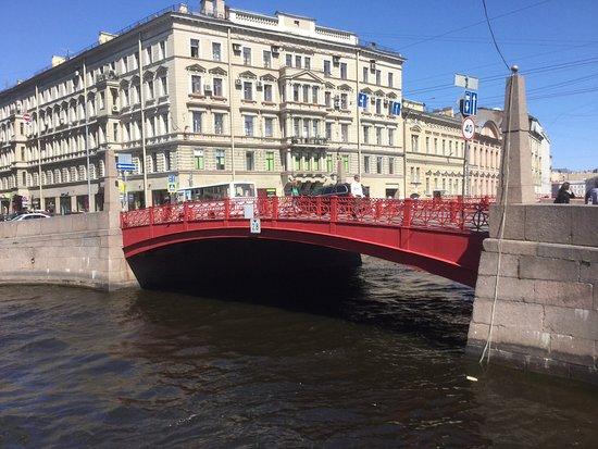 Набережные Невы - набережная реки Мойки, Санкт-Петербург.