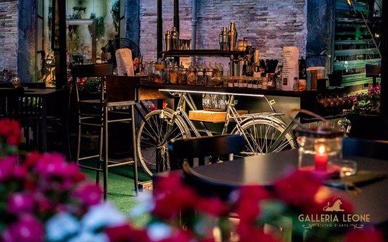 Un bar su due ruote in piazzetta
