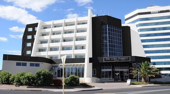 Quality Lord Forrest - Review of Best Western Plus Hotel