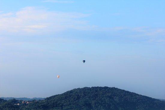 Province of Varese, إيطاليا: In volo sopra il Varesotto.