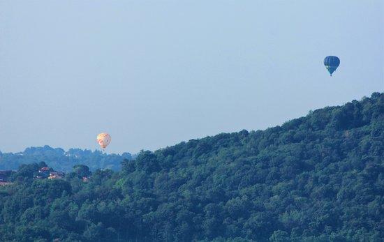 Province of Varese, إيطاليا: In volo sopra il Varesotto. Agosto 2019.