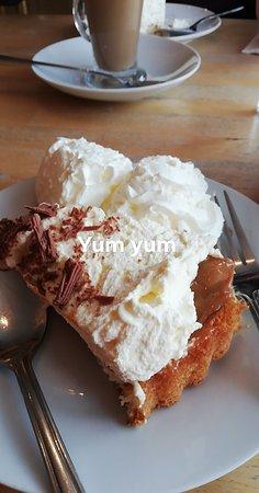 Banoffee pie ... delicious