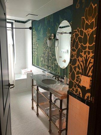 bathroom rm 220