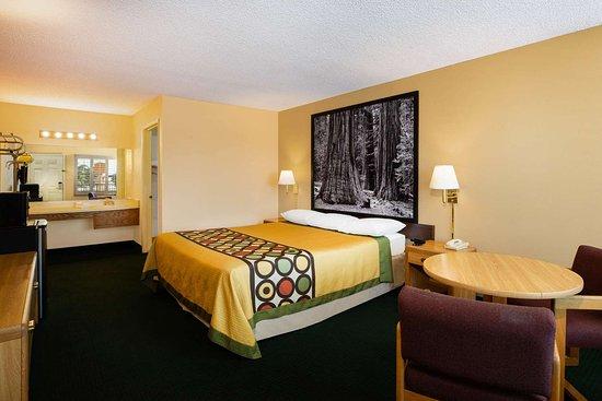 Lindsay, Californie: guest room