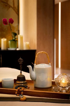 Midtown Shangri-La,Hangzhou: Chi The Spa Treatment Room Details