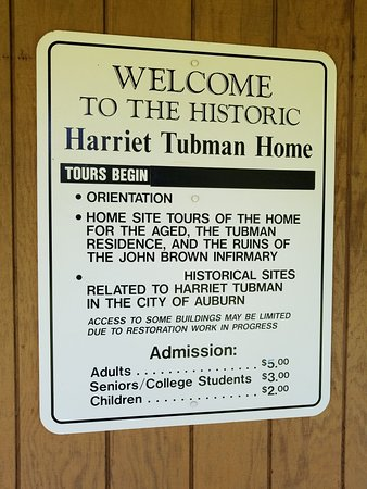 Harriet Tubman Home (Auburn) - Updated 2019 - All You Need