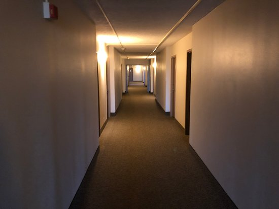 Ramada by Wyndham Watertown - hallway