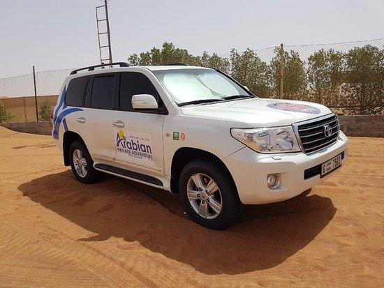 Specializing Arabian private adventure 4X4 In Dubai
