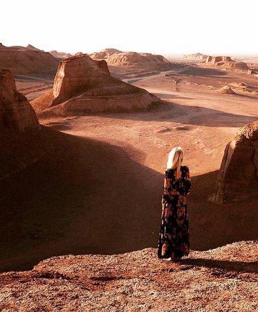Lut desert ( IRAN )
