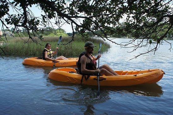 弗吉尼亚海滩1小时单人皮划艇租赁
