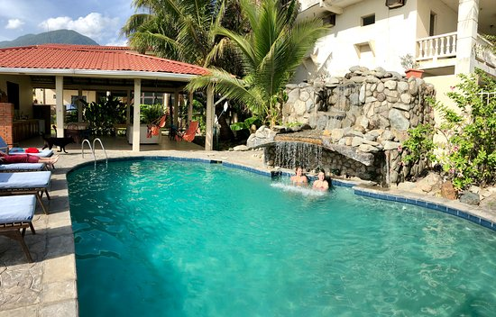 Sambo Creek, Honduras: Pool