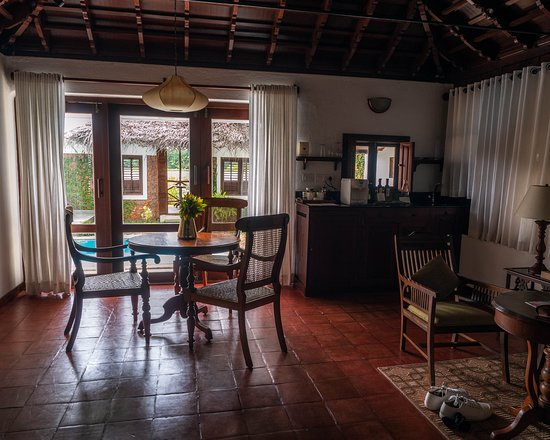 Lounge Area in our Pool Villa