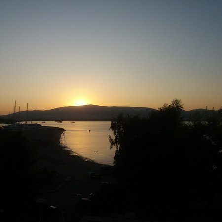 Piraeus, Hellas: The beauty of dawn...
