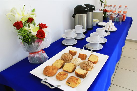 Holiday Inn Express Paraiso Dos Bocas: Meeting room