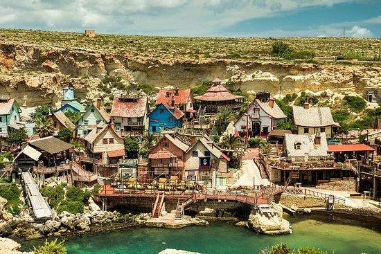 Malta Experience - Privat biltur