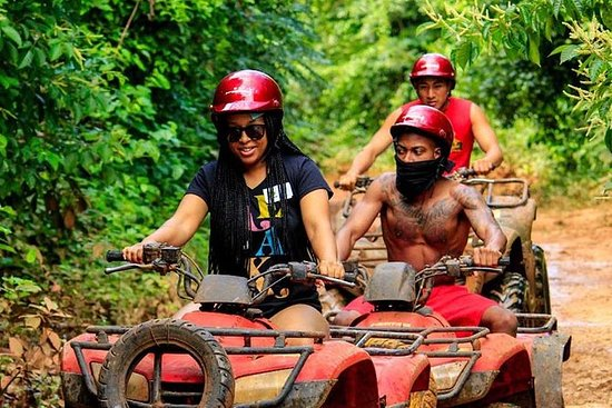 Super Combo, ATV i Cancun med...