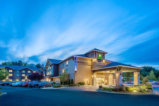 Holiday Inn Express Pullman