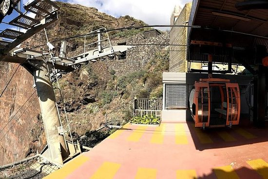 Cable car route