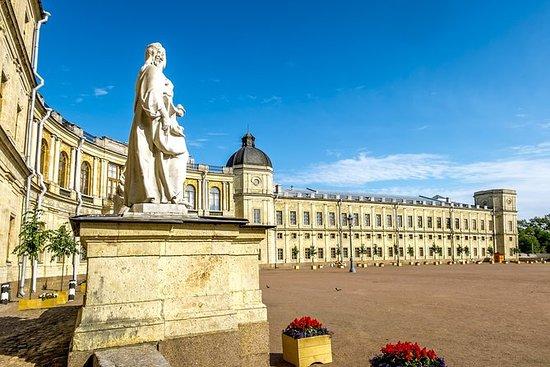 Visite privée du palais de Gatchina