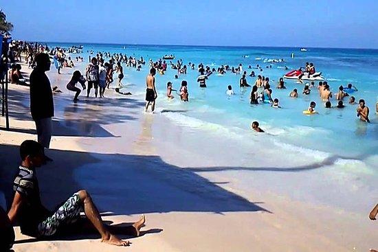 Barú Route, Playa Blanca, via terra