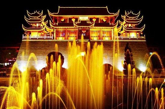 Privat natttur på Yinchuan byens...