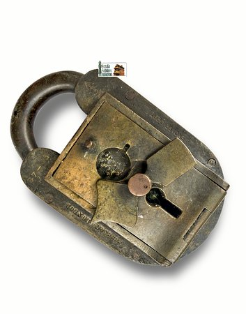 Antique lock collection