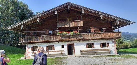 les fermes tyroliennes de Kramsach