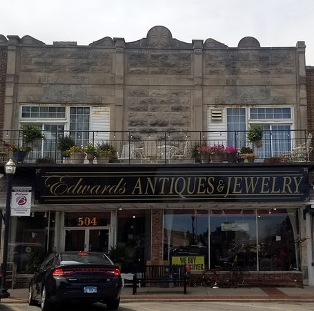 Edwards Antiques & Jewelry