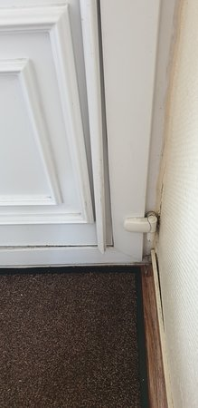 Pontins Southport Holiday Park: Front door