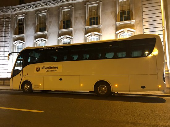 Silverlining Coach Hire: Corporate Hire