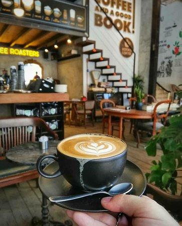 Books & Coffee Karaköy