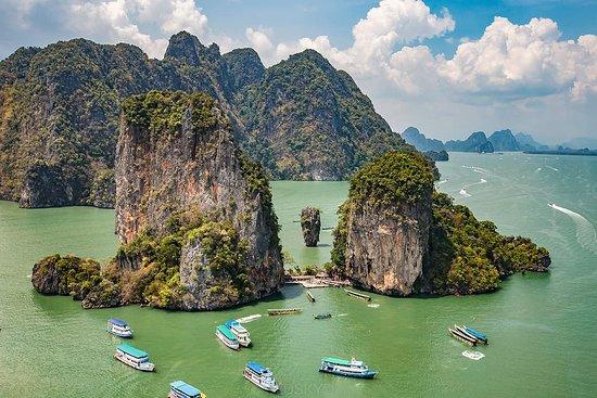 Faisalabad, Pakistan: James Bond Island, Phuket ,Thailand.