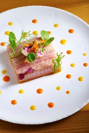 Chez Olivier: Horse mackerel