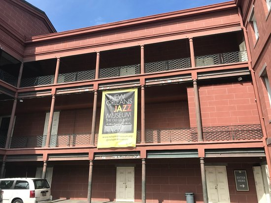 Skip the Line: New Orleans Jazz Museum Admission Ticket: The building