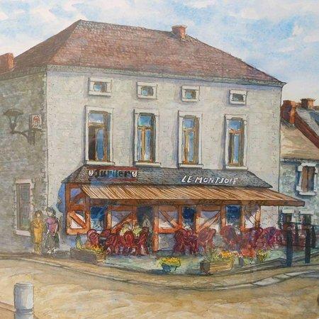 Le Montjoie
