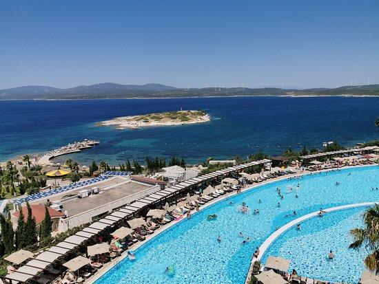 Foto de Euphoria Aegean Resort & Thermal