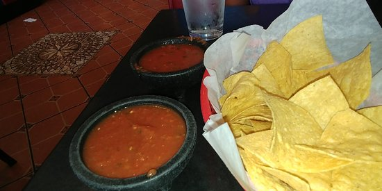 Fuego Mexican Grill: Good food