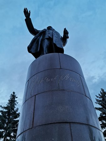 На сегодняшний день (на 2019 год) в Омске сохранилось 15 памятников В.ИЛенину. Последний памятник Ленину в Омске был установлен в 1972 году