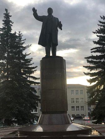 в Омске сохранилось 15 памятников В.ИЛенину.