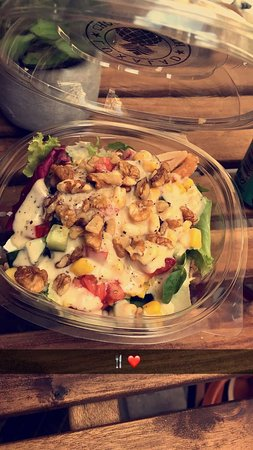 Salade om van te houden