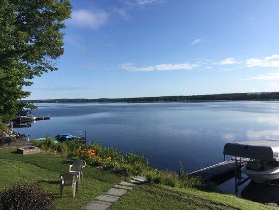 Lambton, แคนาดา: Il ne reste plus qu'à profiter et se détendre!