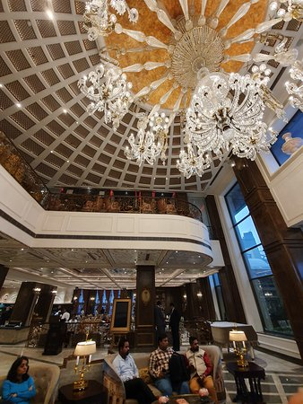 Radisson Blu Hotel Noida Photo